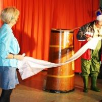11.11. in der Linde: Durch das Programm führten Birgit und Hans-Peter Pfundstein.