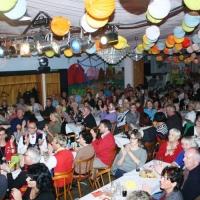11.11. in der Linde: Die Zuschauer im Saal waren begeistert.