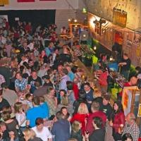 Männerballett-Treffen vom Schneeschreck: An der Bar herrschte reichlich Betrieb.