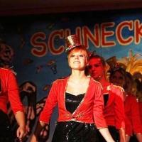 11.11. in der Linde: Zirkustrubel mit dem Mädchenballett der Schneckenburg.