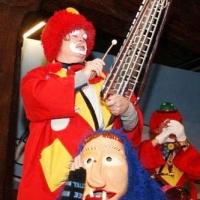 Frühschoppen im Konzil: Zum Auftakt spielte die Clowngruppe der Schneckenburg.