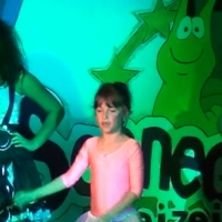 """11.11. in der Linde: """"Welcome to the Horrorhouse"""" tanzte das Kinderballett unter der Leitung von Annika Suckow."""