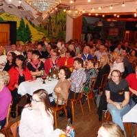 11.11. in der Linde: Das Publikum war begeistert.