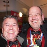 Schneckenbürgler Party-Nacht im Konzil: Die Organisatoren Jörg Deicher und Axel Zunker waren zufrieden.