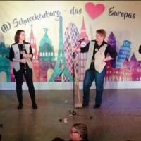 11.11. in der Linde: Auf der Bühne folgten weitere Lieder zum mitsingen.