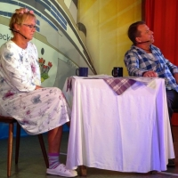 """11.11. in der Linde: """"Guten Morgen Schatz meinten hier unser Frühstückspaar Karin und Armin Ott."""