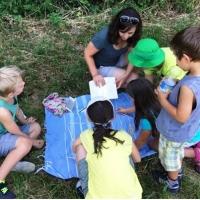 Unter der Leitung von Elena Moser fand im Sommer ein Kinder- und Jugendtag im Schneeschreck statt. Die Kinder wurden von Franca Bockmaier, Julia Egenhoferund Sabine Bruderhofer betreut.