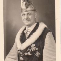Vizepräsident Gustav Kabusreuther.