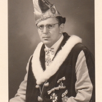 Zeremonienmeister Oskar Löhle.