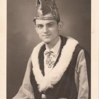 Schriftführer Paul Bischoff.