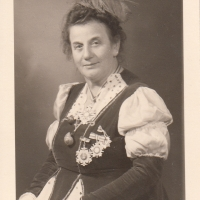 Narrenmutter Maria Schäfer.