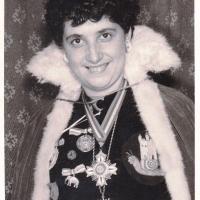 Am 11.11. wurde Waltraut Kasper zur neuen Prinzessin getauft.