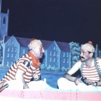 """Jubiläums-Abend: A. Koch und P. Bischoff hatten ein brennendes Problem: """"Die Bodenseeverschmutzung""""."""