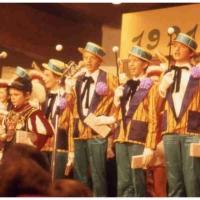50 Jahre Schneckenburg: Tanz der jüngsten Schneckenbürgler.