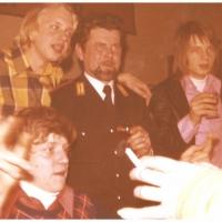 Michael Mutter (links) und Bernd Sum (unten) pflegten die Beziehungen zum italienischen Gastgeber.