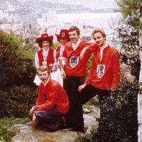 Fanfarenzug und Garde in Nizza: Ausflug zu den Sehenswürdigkeiten.