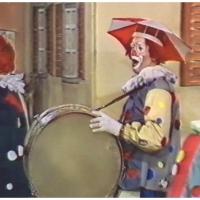 Narrenkonzerte im Konzil: Die Clownkapelle beim Fasnachtsumzug von Helmut Fasnacht.