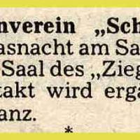 Fasnachtseröffnung im Ziegelhof: Südkurier-Vorbericht.