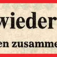 Fasnacht im Seerheincenter: Zeitungsartikel.