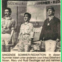 Narrenkonzerte im Konzil: Die Sommerredaktion der Schneckenburg