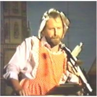 11.11. in der Handwerkskammer: Ein Mann mit drei Frauen. Büttenrede mit Hans-Peter Pfundstein.