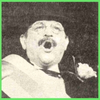 Narrenkonzerte im Konzil: Ein OB-Bewerber stellt sich vor. Paul Bischoff.