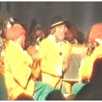 11.11. in der Handwerkskammer: Die Clowngruppe beim Spielen.