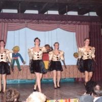 Narrenkonzerte im Konzil: Laßt die Puppen tanzen durch das Schneckenburg Ballett. Leitung Ingrid Schafheitle. Einstudierung: Karin Förster.