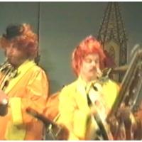 11.11. in der Handwerkskammer: Abschließend die Schneckebürgler Clownkapelle.