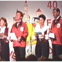 11.11. in der Handwerkskammer: Konstanzer Fasnachtslieder vorgetragen von Mary und Rudi Deutinger, Inge und Dieter Stöß.