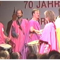 11.11. in der Handwerkskammer: Heiße Rhythmen aus Rio unter der Leitung von Bernhard Gedrat.