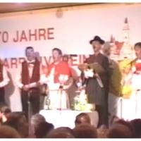 11.11. in der Handwerkskammer: Unterstützt wurden sie durch Ekki Moser, Dieter Stöß, Sigi, Greis, Wolfgang Theuerjahr und Rudi Deutinger.