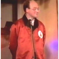 11.11. in der Handwerkskammer: Aspirant Arno Röck muss sich einem Elferratstest unterstellen.