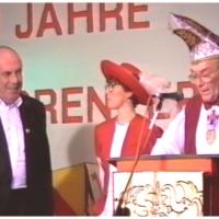 11.11. in der Handwerkskammer: Elferat Walter Stöß wird in den närrischen Ruhestand verabschiedet.