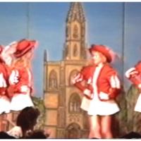 Narrenkonzerte im Konzil: Es tanzten mit: Claudia Daute, Sandra Klopfer, Alexandra Möbius, Karin Ott, Julia Traub, Martina Trimpl.