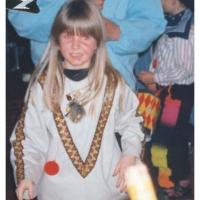 Schneckenbürgler Kinderball am Rosenmontag im Saal der Bruder-Klaus-Gemeinde.