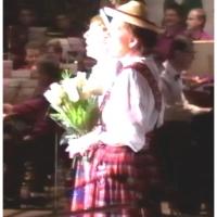Narrenkonzerte im Konzil: S'Roseresle und s'Tulpenmariele alias Elfriede Bischoff und Helga Matheis.