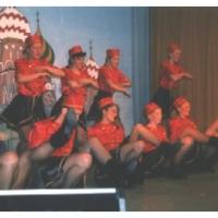 11.11. in der Linde: Das Schneckenburg-Ballett unter der Leitung von Karin Ott.