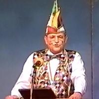 11.11. in der Linde: Ho Narro hieß die Büttenrede von Paul Bischoff.