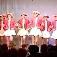 11.11. in der Linde: Es tanzten mit: Natascha Blanck, Melanie Greis, Nicole Hagelstange, Kirsten Petschkuhn, Sabrina Quintus, Anita Restle, Tanja Saile und Jacqueline Wolter.