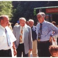 50 Jahre Elferrat: Hegau-Bodensee-Präsident Hans-Peter Jehle war auch unter den Gästen.