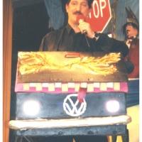 11.11. in der Linde: Der Prinz Markus Deutinger.