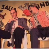 11.11. in der Linde: Im Flugzeug saßen Ekkehard Moser und Jürgen Stöß.