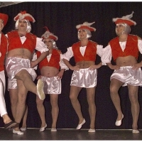 11.11. in der Linde: Es tanzten mit: Heinz Auer, Ralf und Udo Dietrich, Emanuel und Wolfram Nabholz, Thomas Kofler, Armin Ott und Axel Zunker.