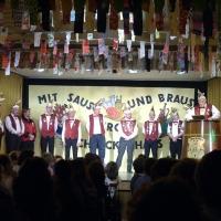 11.11. in der Linde: Einmarsch der Elferräte.