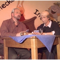 11.11. in der Linde: Zwei Viertelesschlotzer mit Birgit und Hans-Peter Pfundstein.