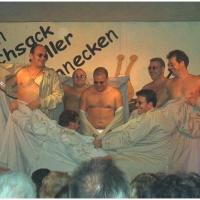 11.11. in der Linde: Es tanzten mit: Heinz Auer, Ralf und Udo Dietrich, Thomas Kofler, Armin Ott, Hubert Weber, Michael Winter und Axel Zunker.
