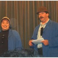 11.11. in der Linde: Durch das Programm führte Susi Wandtke und Heinz Auer.