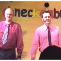11.11. in der Linde: Die Gesangsgruppe im Büro. Natürlich waren auch wieder Bernd Mutter und Mamertus Stader dabei.