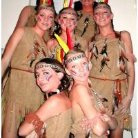 11.11. in der Linde: Es tanzten mit: Anna Deutinger, Julia Ebert, Veronika Hildebrand, Elena Moser, Melanie Mühlbrandt, Stephanie Schieß und Angelika Winter
